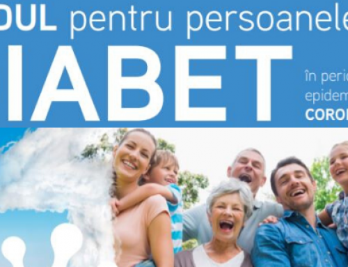 Ghid pentru un management optim al diabetului zaharat în perioada pandemiei de noul coronavirus