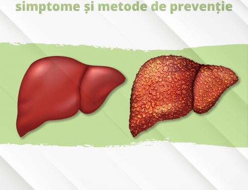 Ciroza hepatică – Informații esențiale despre ciroza hepatică